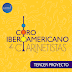 Participa del tercer proyecto del Coro Iberoamericano de Clarinetistas. CLARIPERU