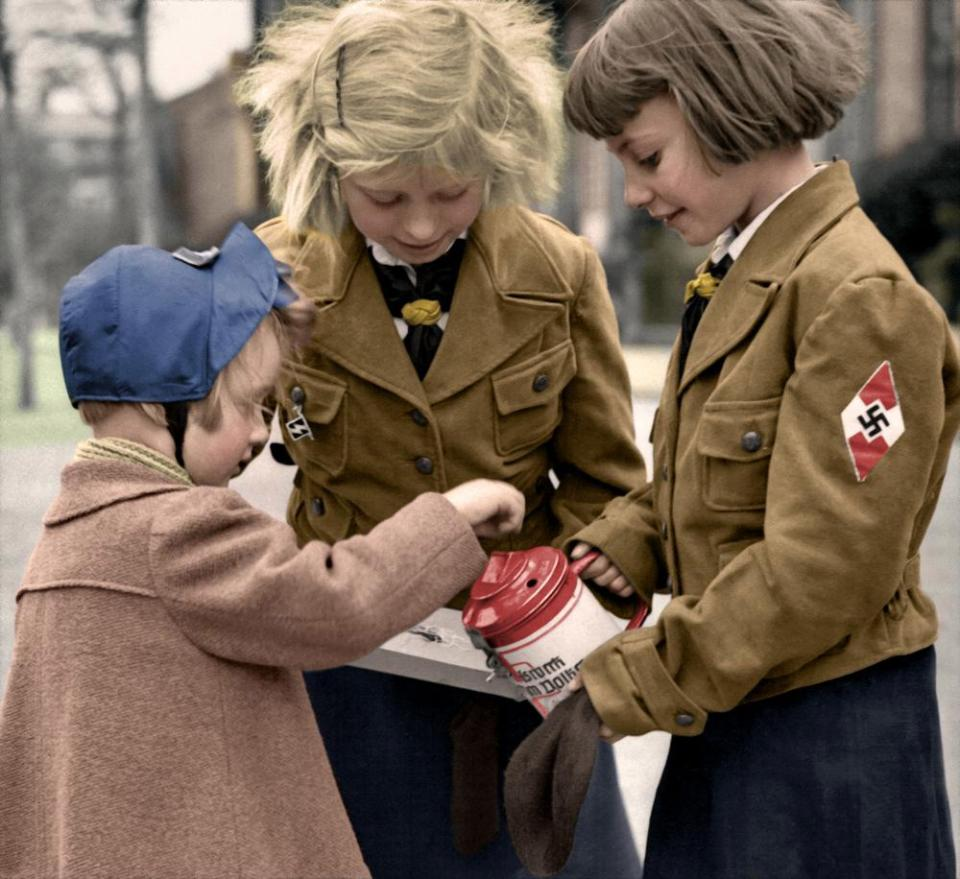 Las mujeres del Tercer Reich