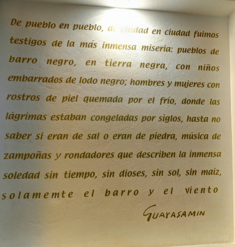 Fotografia Frase De Oswaldo Guayasamin