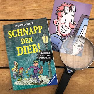 """""""Schnapp den Dieb!"""" von Steffen Gumpert, Ravensburger"""