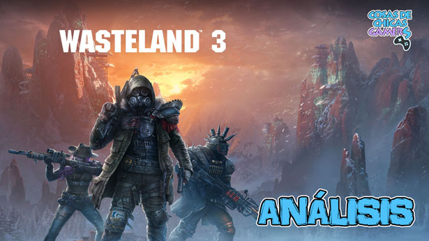 Análisis de Wasteland 3 en PS4