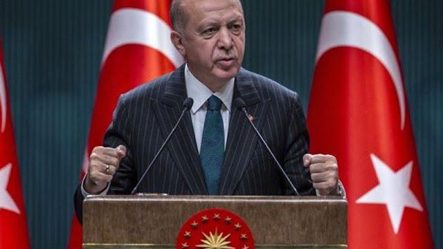 Ο Ερντογάν ανανέωσε την υποστήριξή του στον Σάρατζ