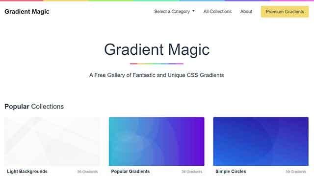 gradientmagic