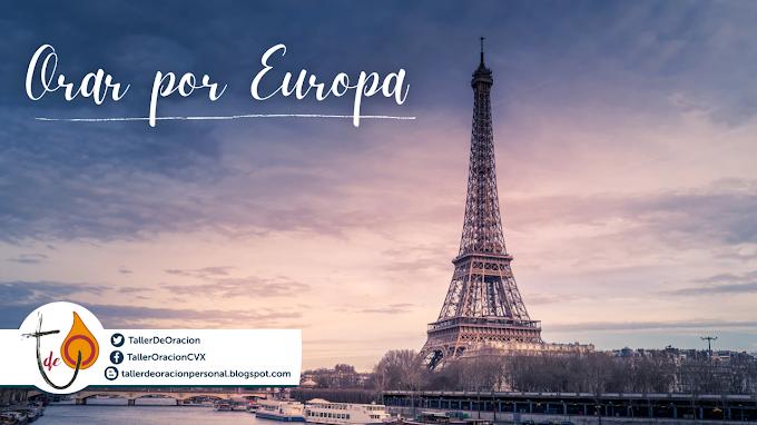 Orar por Europa