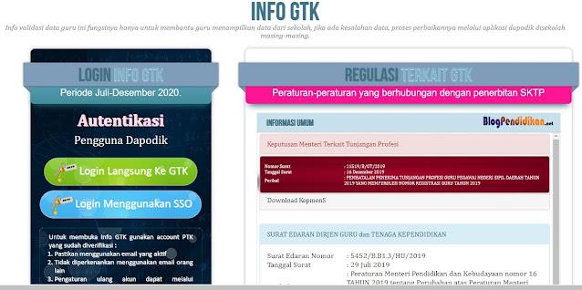 Cara Cek Subsidi Gaji BLT 2,4 Juta Untuk Guru Honorer Melalui Akun info.gtk.kemdikbud.go.id