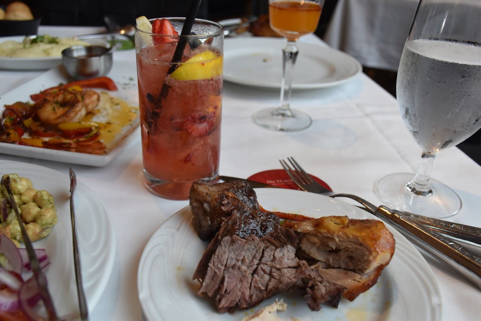 Tasting the Fall Menu and Full Churrasco Experience at Fogo de Chao Dunwoody