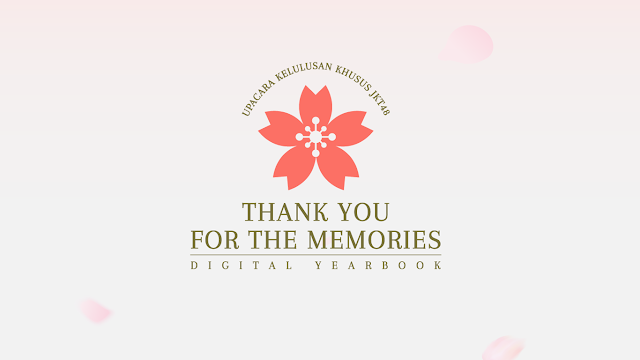 JKT48 Digital Yearbook Thank You for The Memories
