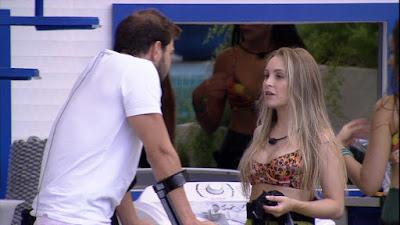 Caio se desculpa com Carla – Projota fala sobre Jogo da Discórdia – Juliette dispara para Rodolffo