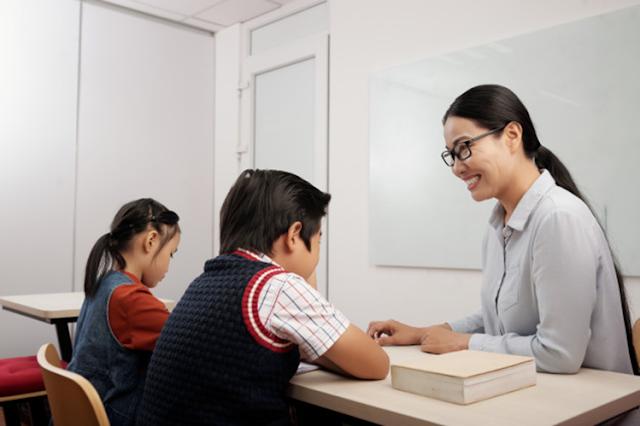 Cara Mengajar Bimbel Anak SD yang Menyenangkan