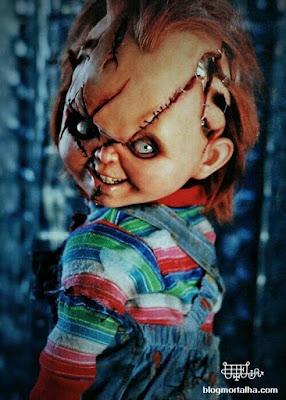 Fotografia de divulgação do filme Brinquedo Assassino.