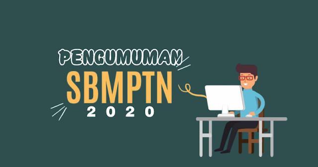 Inilah Daftar Link Pengumuman SBMPTN 2020 Resmi