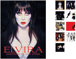 Click here to purchase Elvira Mistress of the Dark Photo Biography at Amazon!