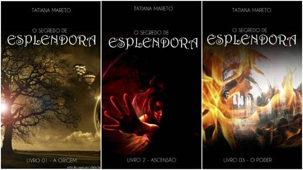7 pecados capitais literários - O Segredo de Esplendora - Tatiana Mareto - Tamaravilhosamente