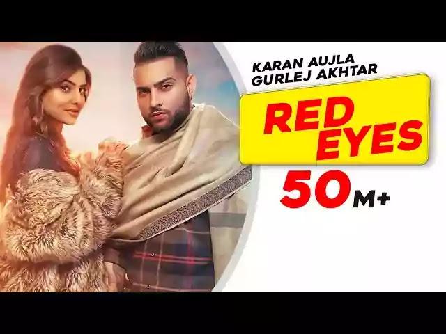 Red Eyes Lyrics | Karan Aujla