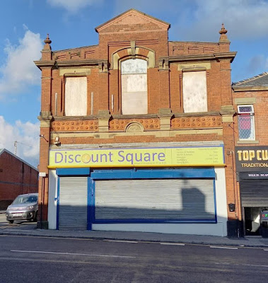 Discount Square in Oldham