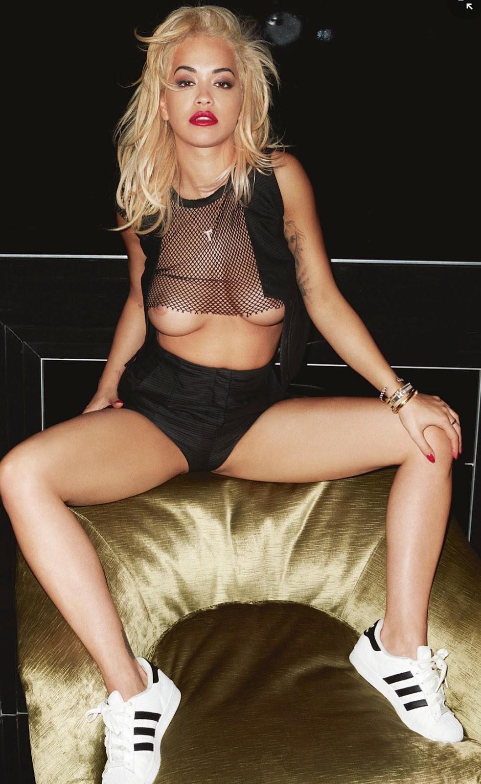 El Diablos Celebrity News Rita Oras Boobs-1026