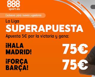 888sport superapuesta clasico liga Real Madrid vs Barcelona 2 marzo 2019