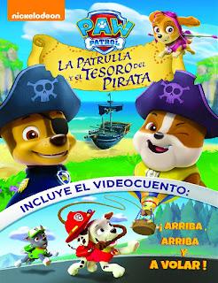 Ver Paw Patrol: La patrulla y el tesoro del pirata (2016) Gratis Online