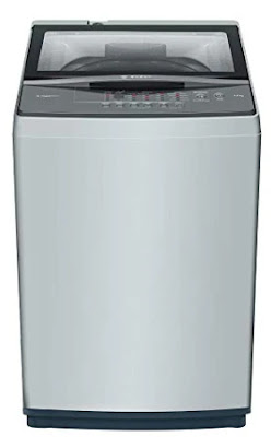 Bosch 6.5 kg 5 Star Fully-Automatic Top Load Washing Machine(WOE 654 D1IN)