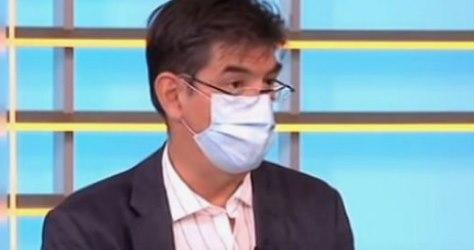 preminuo nacelnik pulmologije doktor vladimir žugić