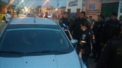Motorista de UBER é executado com seis tiros em Porto Velho