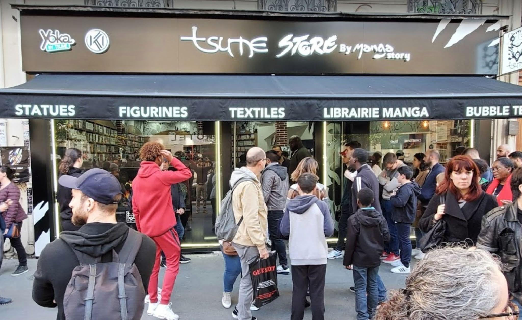 Tsume Store París