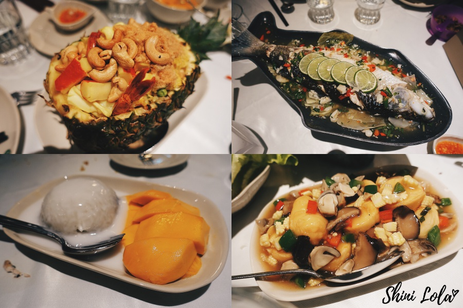 SWEET BASIL THAI CUISINE | HARBOUR CITY