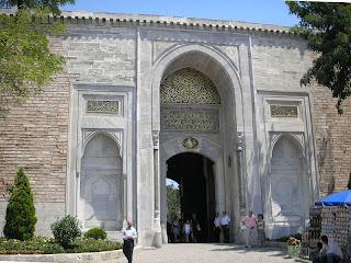 Saltanat Kapısı - Bab-ı Hümayun