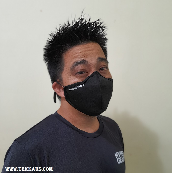 Hypergear Best Washable Face Mask With Quick Dry Ability