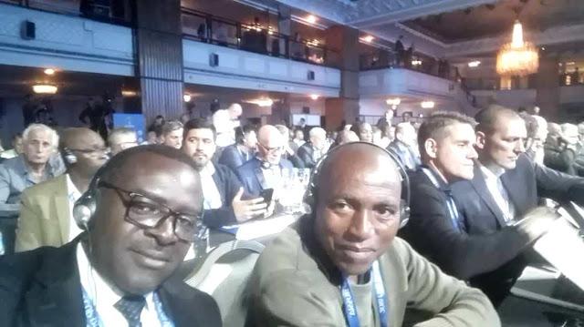 FIFA : ALEXANDRE BELINGA ET ETIENNE SOCKENG REPRÉSENTENT LE CAMEROUN A LONDRES