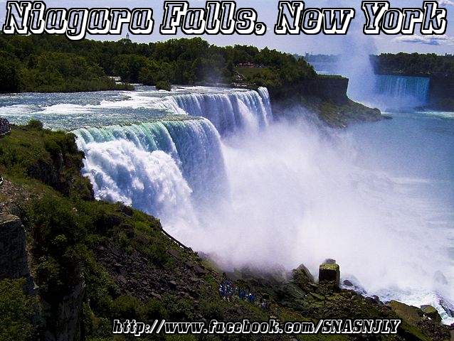 Niagara Falls, New York,Beautiful scenery