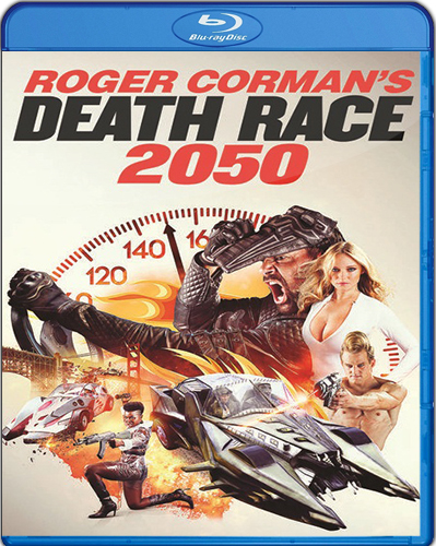 Death Race 2050 [2017] [BD50] [Latino]
