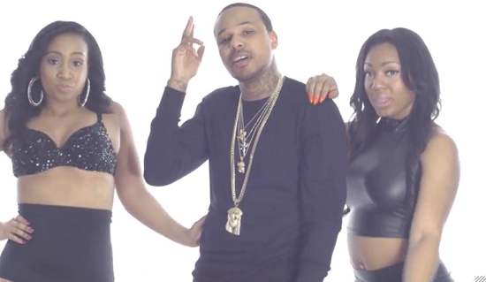 Chinx - Hey Fool (Feat. Nipsey Hussle & Zack) [Vídeo]