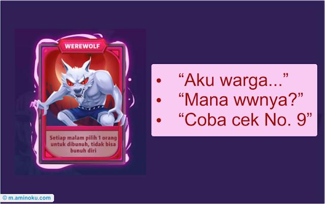 Cara drama di werewolf hago
