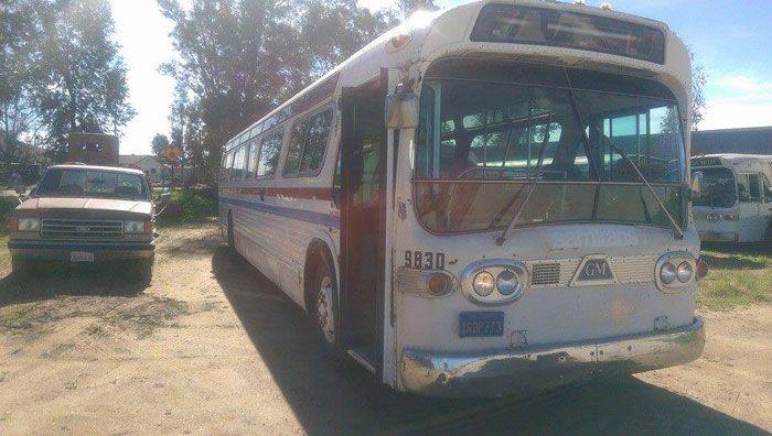 Habiskan Waktu 3 Tahun, Wanita Ini Ubah Bus Tua Jadi Rumah Nyaman! Lipskin