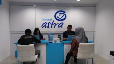 Rekrutmen Karyawan Baru Min.SMA/SMK/D3/S1 Semua Jurusan PT Asuransi Astra Penerimaan Seluruh Indonesia