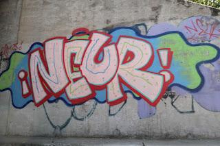 Costa Rica graffiti
