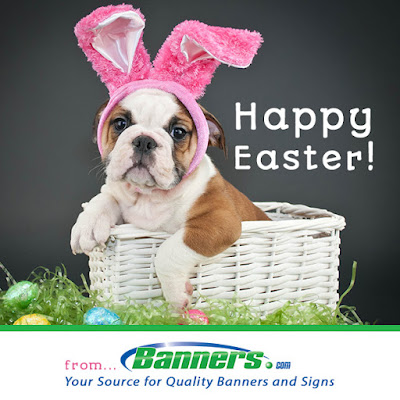 Happy Easter from Banners.com!