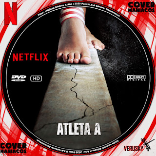 GALLETA ATLETA A -GIMNASTA A EL MEDICO DEPREDADOR - ATHLETE A 2020[COVER DVD]