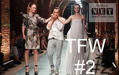Torino Fashion Week Walter Dang Elisa Muriale