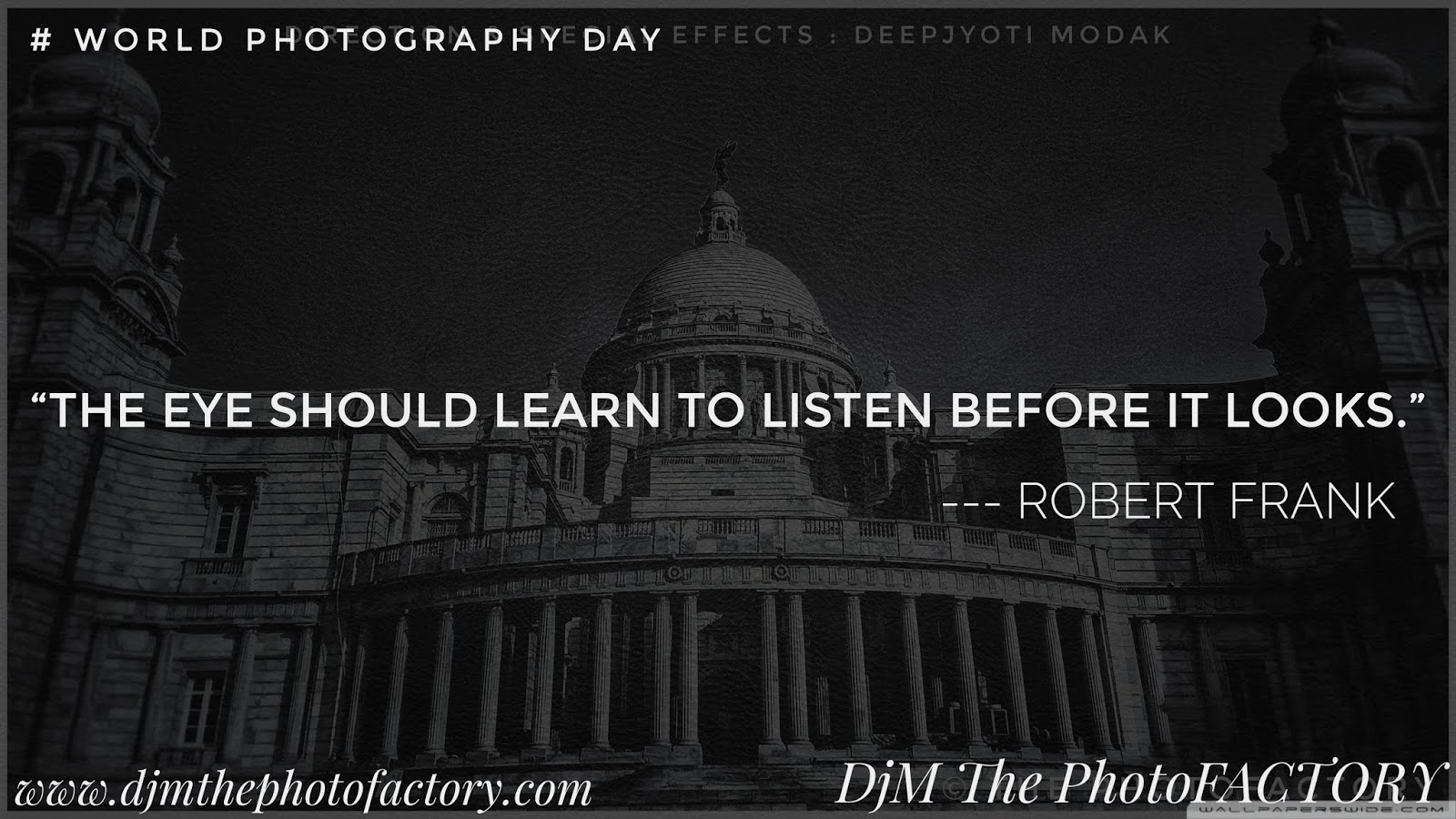 Quotes of photographer in World photography day August 19