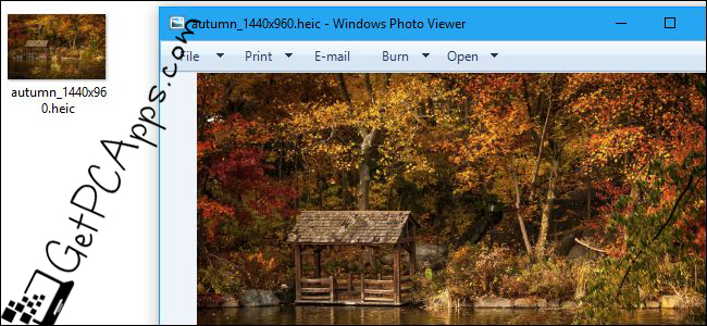 View HEIC Image Files in Windows 10 (Download HEIC Codec)