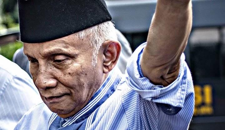 Indonesia Gak Punya Masa Depan! Amien Rais: Mau Bantah, Silakan
