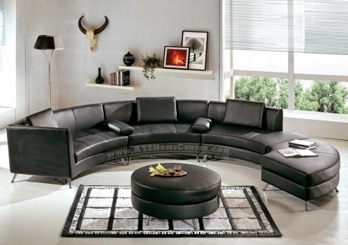 Modern Curved Sofa Reviews: Curved Sectional Sofas Uk
