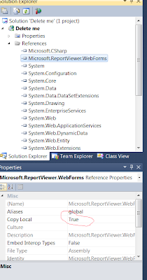 Could not load file or assembly Microsoft.ReportViewer.WebForms Joe Gill Dynamics 365 Consultant