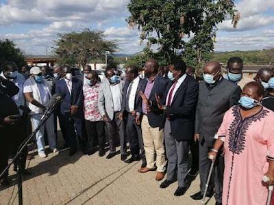 Kajiado meeting raised heat in Kenya