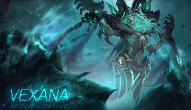 Vexana wallpaper