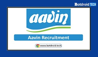 AAVIN Recruitment 2021, Apply for Manager, JE and Job Vacancies Notification @ aavinmilk.com