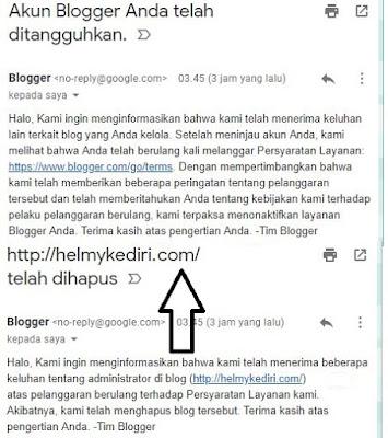 blog helmykediri dihapus