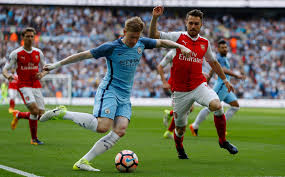 مشاهدة مباراة مانشستر سيتي وأرسنال بث مباشر اليوم 15-12-2019 في الدوري الإنجليزي